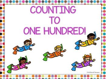 Counting to One Hundred: Kindergarten Math (Missing Numbers)