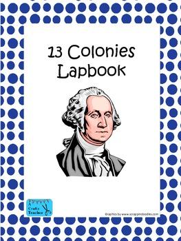 13 Colonies Lapbook