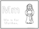 13 Jesus and His Disciples Worksheets. Preschool-Kindergarten.