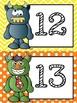 Halloween FREE Countdown {or Calendar} Cards