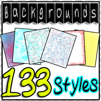 Backgrounds Lots Huge Bundle For PowerPoint / TPT Products 133