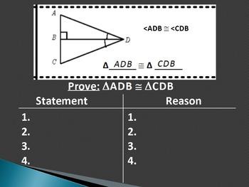 1.3.3 SAS, ASA, AAS Congruence