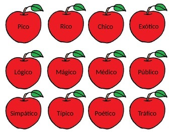 139 Spanish Rhymes