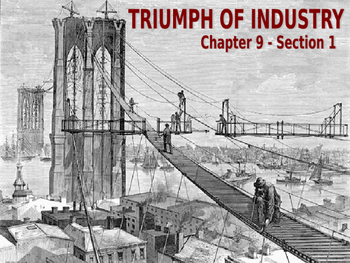 14 - Triumph of Industry - PowerPoint Notes