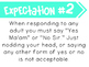 15 Classroom Expectations-- Inspired by Ron Clark's Essential 55