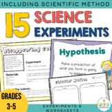 Science Experiments for Elementary Classrooms