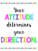 15 Inspirational Classroom Quotes Posters (white background)