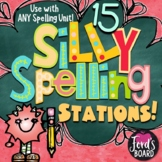 15 Spelling Centers - Fun Activities for ANY Word List!