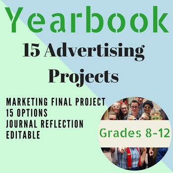 15 Yearbook Advertising Projects