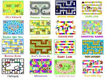 16 Adding & Subtracting Math Folder Games - Fun Centers -