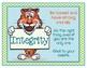 17 Tiger Traits/Character Education Tiger & Polka Dot Theme