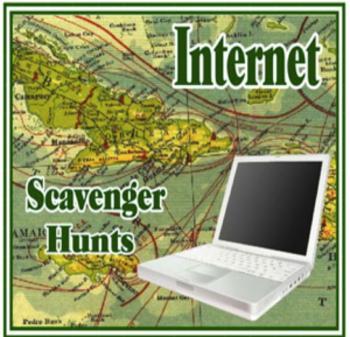 17 Internet Scavenger Hunts