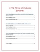 1776 Movie Worksheets / 1776 Movie Quizzes