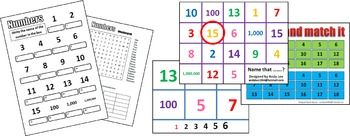 18 Numbers Lesson