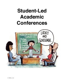 Student-Led Academic Conference Pack 18 Pages of Student O