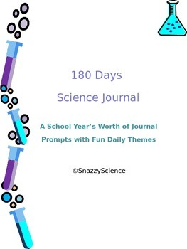 180 Science Journal Prompts