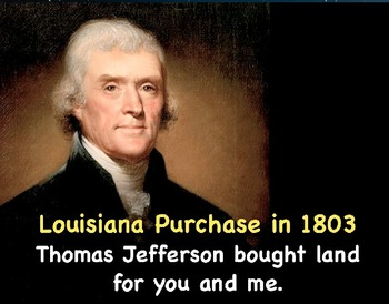 """FREE 1800 to 1849 Video from """"History Songs"""" Preview - Lar"""