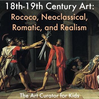 18th-19th Century Art History Lesson - Rococo/Neoclassical