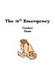 18th Emergency Lesson Plan