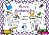19 Genre Bookmarks