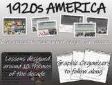 1920s America - U.S. HISTORY - visual, textual, engaging 5