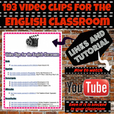 193 Video Clips for the English Classroom