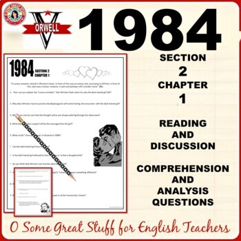1984 Section 2 Chapter 1 Activity