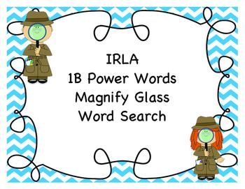 1B Power Words
