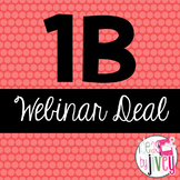 1B Webinar Deal