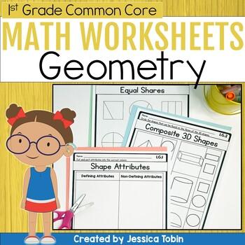 1st Grade Geometry