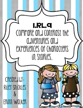 1.RL.9 Compare and Contrast Lesson Plans