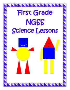 1st First Grade Bundle 15 Science Lessons NGSS Aligned Nex