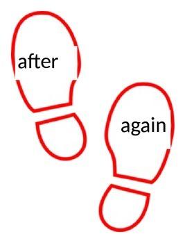 1st  Footprints (Halloween)
