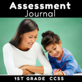 Data Assessment Journal {1st Grade CCSS}