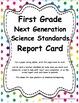 1st Grade: CC LA, Math, & NGSS Report Cards