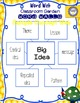 1st Grade CCSS Vocabulary Cards and Instructions--Classroo