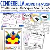 Cinderella Around the World {Fairytales}: 1st Grade Integr