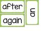 1st Grade Dolch Sight Words ~ Green Polka Dot