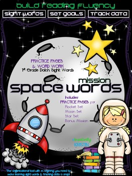 1st Grade Dolch Words {NO-PREP} Practice Pages and Word Work