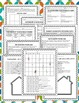 1st Grade End of Year Memory Book and Activities