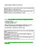 1st Grade English Language Arts Unpacked Standards