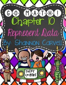 1st Grade Go Math Chapter 10 Centers