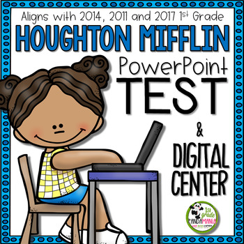 1st Grade Houghton Mifflin Journeys Sight Word Test