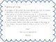 1st Grade Information Writing Rubric/Checklist (Adapted fr