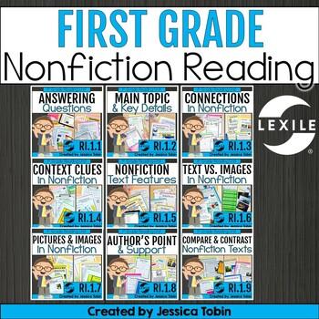Reading: Informational- 1st Grade
