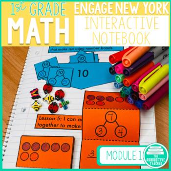1st Grade Interactive Math Notebook: Module 1
