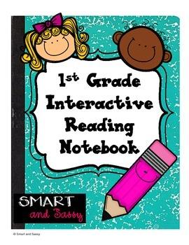 1st Grade Interactive Reading Notebook TEKS Aligned