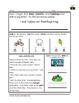 1st Grade Language Arts Worksheet Pack (November) {Common