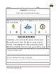 1st Grade Language Arts Worksheet Pack (December) {Common