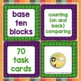 1st Grade Math - Base 10 Blocks SCOOT